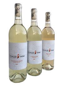 2019 White Wine Sampler